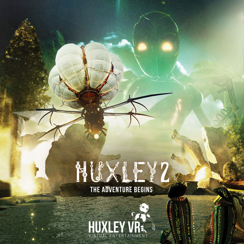 Virtual Reality Game Huxley